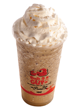 Cocomint Coffee Frappe - Coffee Ice Blended