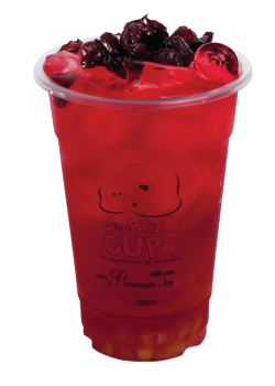 Cranberry Apple Fruit Tea - Taiwan Heavenly Kings