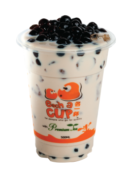 Earl Grey Milk Tea with Pearl - Taiwan Classic Milk Tea