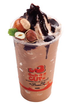 Hazelnut Fruity Chocolate - Premium Ice Blended