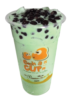 Matcha Milk Tea with Pearl - Taiwan Heavenly Kings