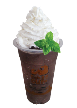 Peppermint Black Forest - Premium Ice Blended