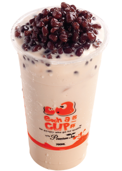 Roasted Milk Tea with Azuki - Taiwan Classic Milk Tea