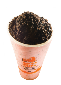 Strawberry Crazy Oreo Frost - Oreo Series